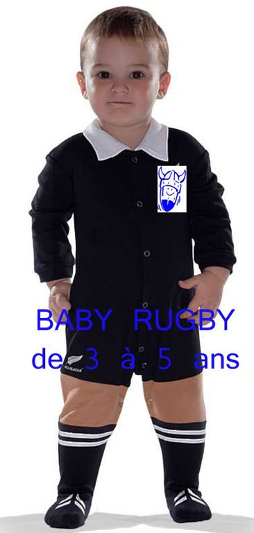 Baby Rugby...