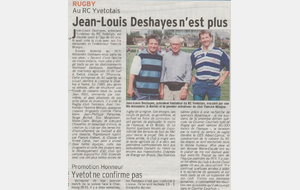 Courrier Cauchois / 30 mars 2018
